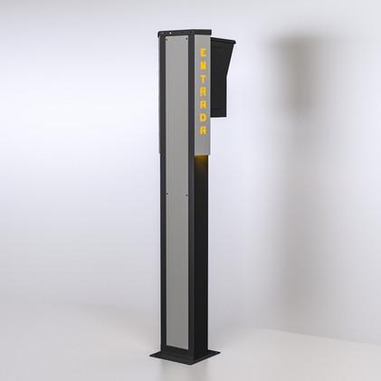Totem LED Amarelo - Frente 30cm - Entrada 2.jpg