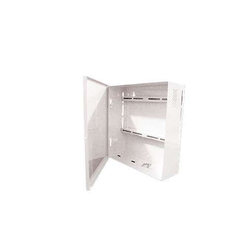 Cajas para centrales de alarma