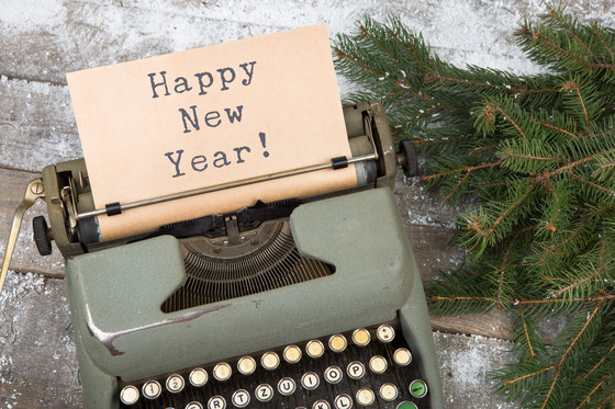 On Resolutions and Writer's Block