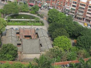 《佛寺古建築探秘》—台灣奇特的寺院格局