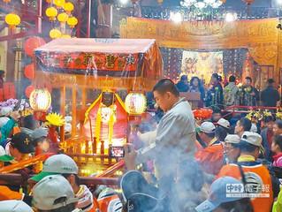 《國定民俗》台南東山觀音佛祖起轎
