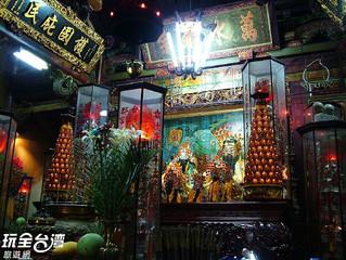 《水仙宮》老台南人懷念的市場