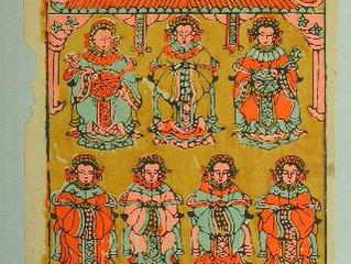 七仙女與白鶴 姻緣送子有拜有保庇