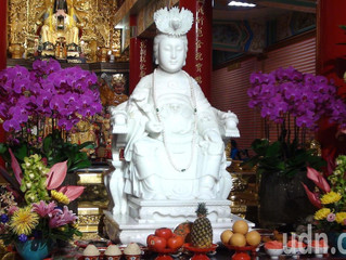 新春祈福 特色母娘神像