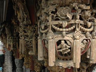 獲暫定古蹟的藝術聖殿《三峽祖師廟》