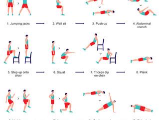 #7 - Das 7 Minuten Workout