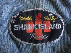 Shark Island Patch