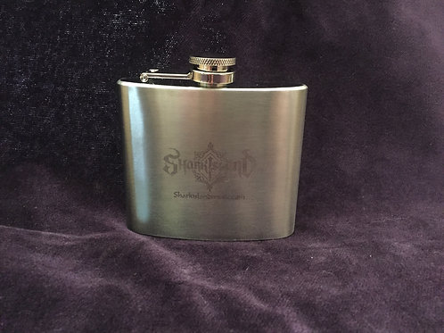 SHARKISLAND FLASK