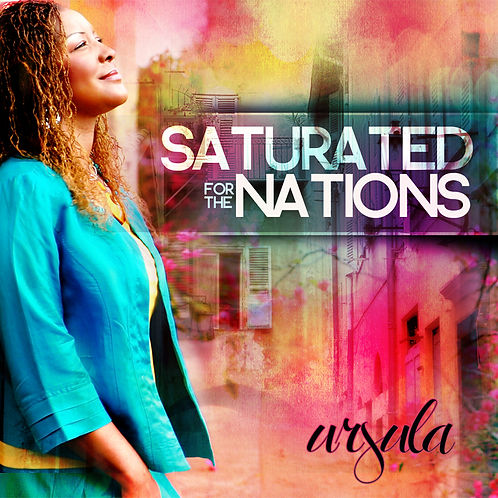 Saturated for the Nations Music CD