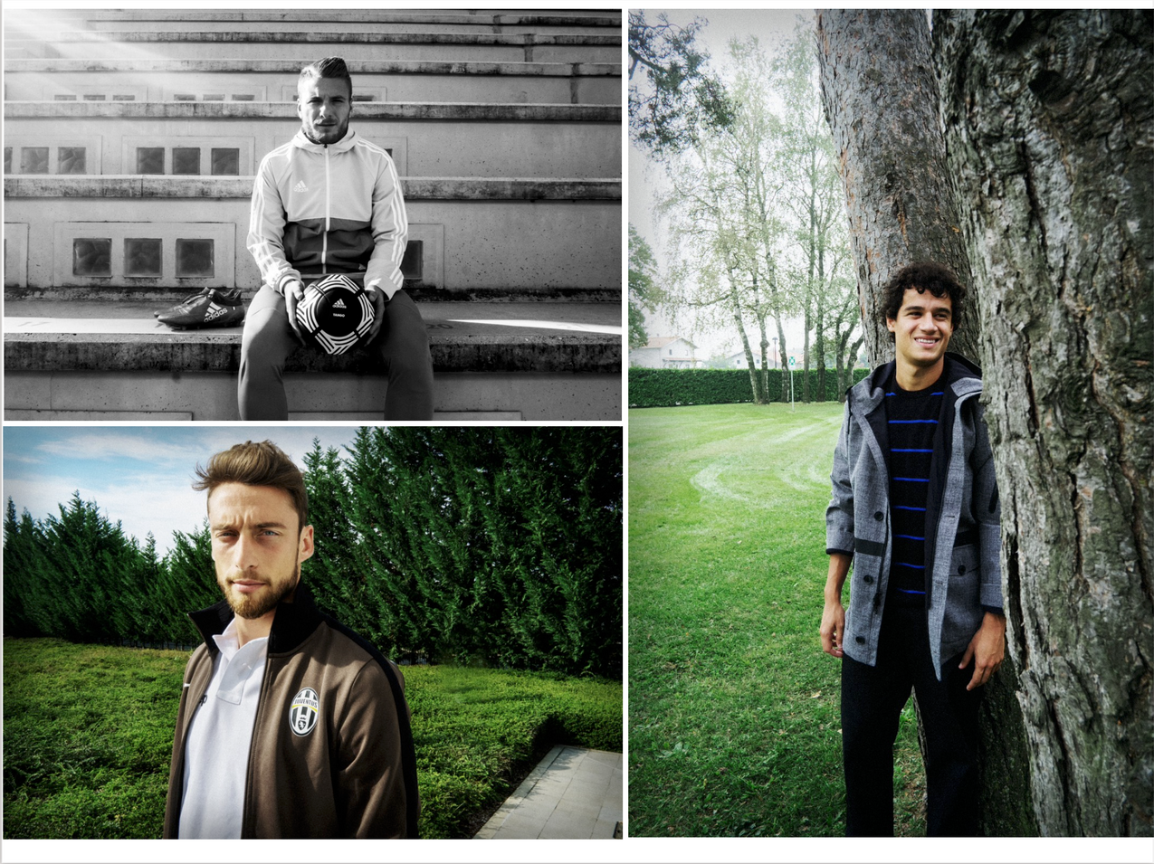 IMMOBILE ADIDAS / NIKE MARCHISIO / COUTINHO