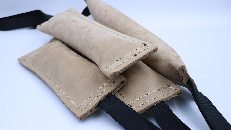 ROK9 Leather Tug