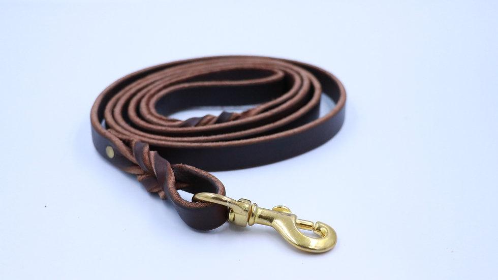 Heavy Duty Leather Leash