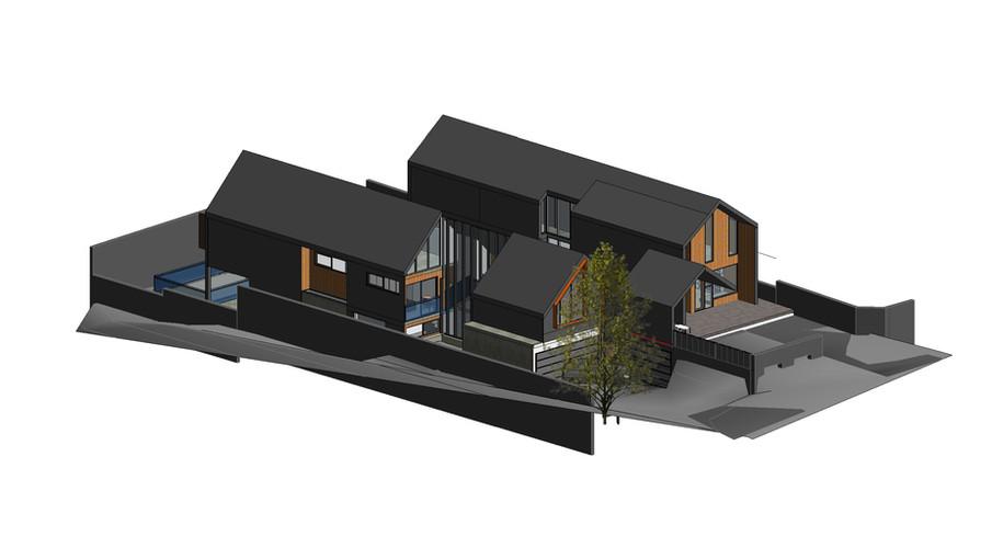 18 COWPER ROAD - 3D View - WINDOW SCHEDU