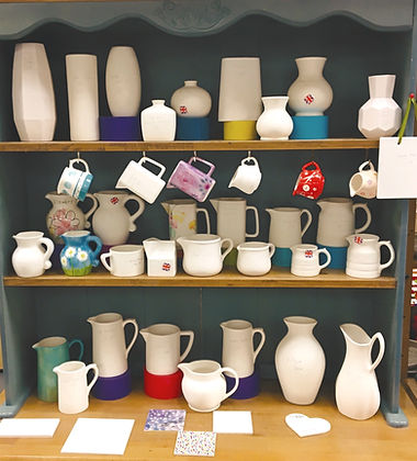 Vases and Jugs