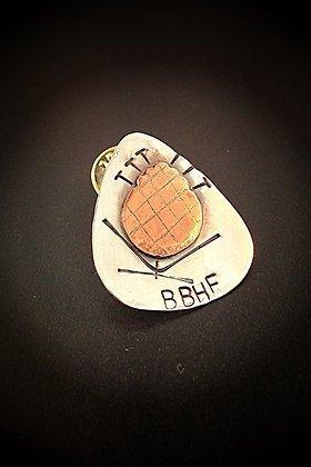 BBHF Commemorative Hat Pin