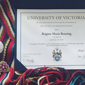 Light-skinned, Urban Metis With A Degree