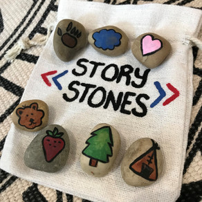 Story Stones: An Indigenous Game With Many Lessons