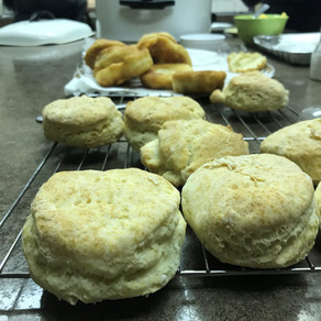 T8GP Presents: From the Kitchen of Cookie Bear-Bannock Recipe