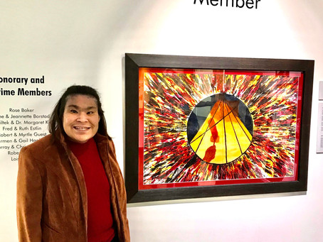 Jennifer Tourangeau Selected As Featured Artist at the Art Gallery of Grande Prairie