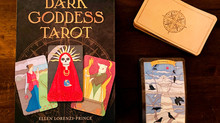 The Dark Goddess Tarot by Ellen Lorenzi-Prince