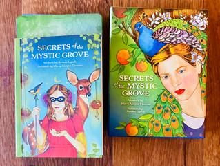 Secrets of the Mystic Grove Oracle by Arwen Lynch + Mary Alayne Thomas