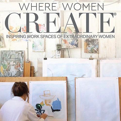 Where Women Create - Autumn 2019 Issue