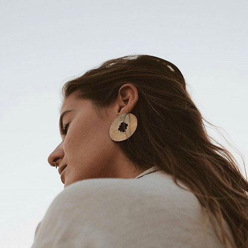 Neblina y Noche: Mujer Del Alba Earrings