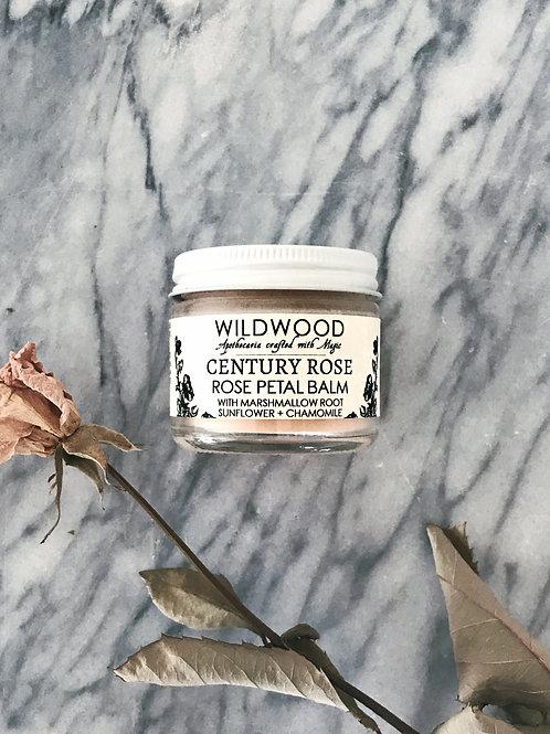 Century Rose Petal Skin Balm