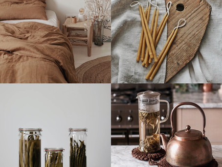 Our Natural Home: A Slow Living Guide