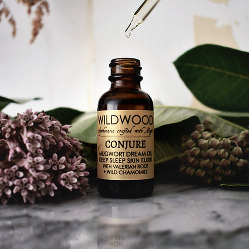 Conjure Mugwort Dream Oil