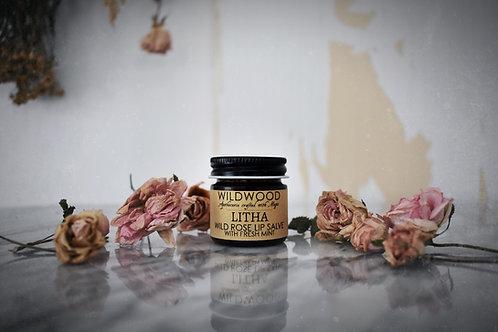 Litha Wild Rose Lip Salve