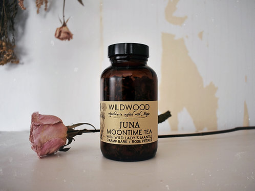 Juna Moontime Tea - Wild Foraged Blend