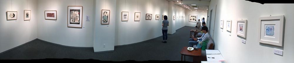 宮崎文子展 ギャラリータマミジアム1971.9.9〜9.17