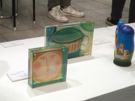 アニマート展 に出品しました