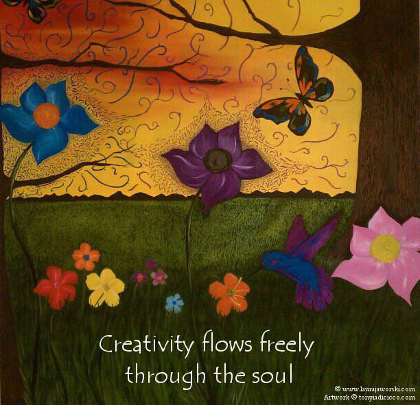 Creativity Flows