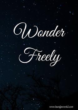 Wonder ♥   www.laurajaworski.com