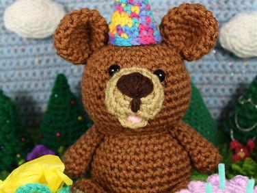 Birthday Bear ♥