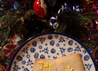 The Little Star Sugar Cookie!