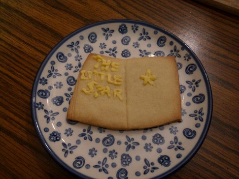 The Little Star Cookie!