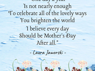 Happy Mother's Day 💕