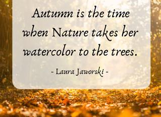 Autumn Watercolor ♥