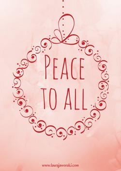 Peace   www.laurajaworski.com