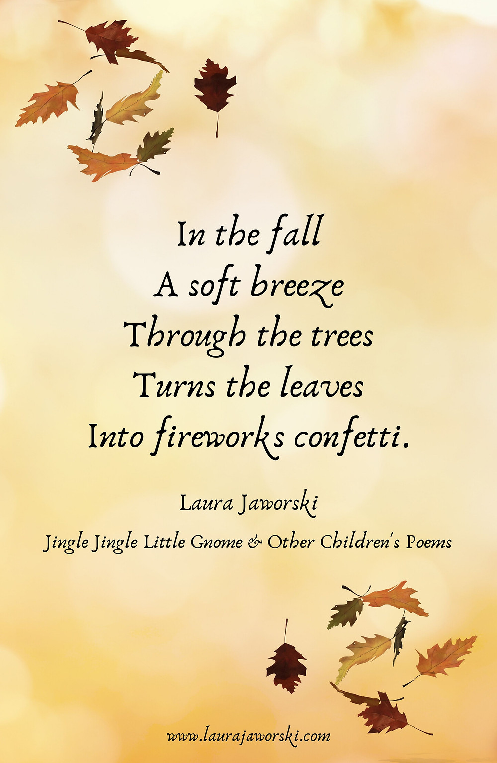 Fall Breeze by Laura Jaworski