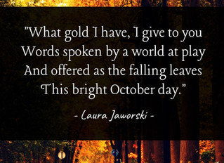 October Gold 🍂