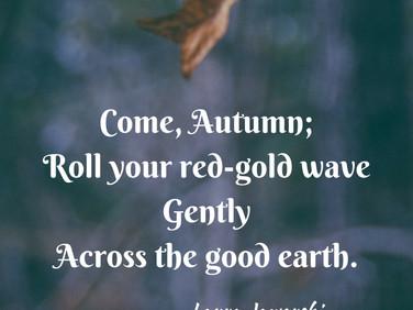 Come, Autumn ♥