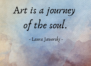 Art Is a Journey of the Soul ❤