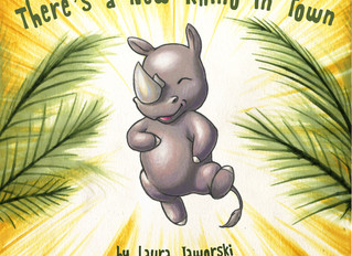There's a New Rhino in Town! ♥