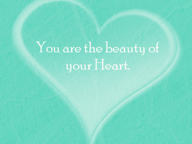 Beauty of Your Heart 💖