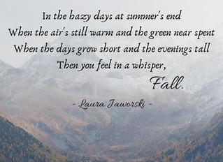 Fall 🍂