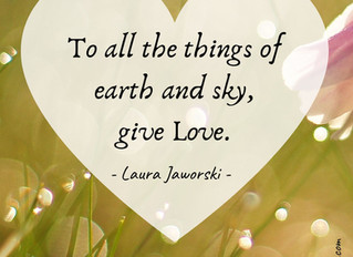 Give Love ♥